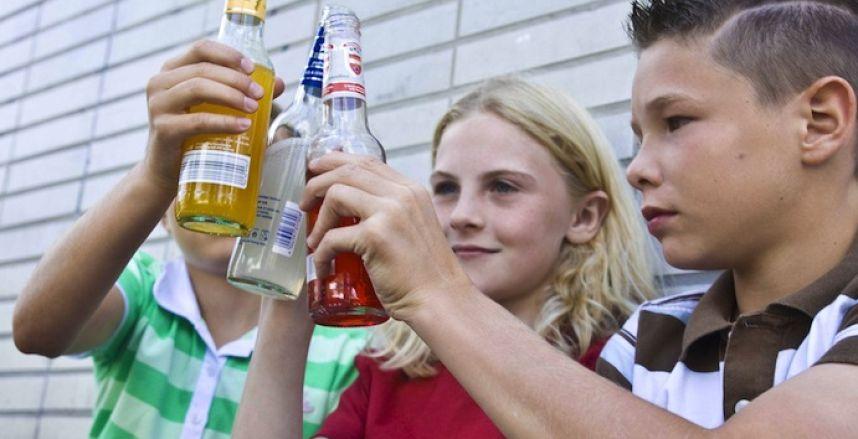 usage d alcool par les jeunes et les mineurs